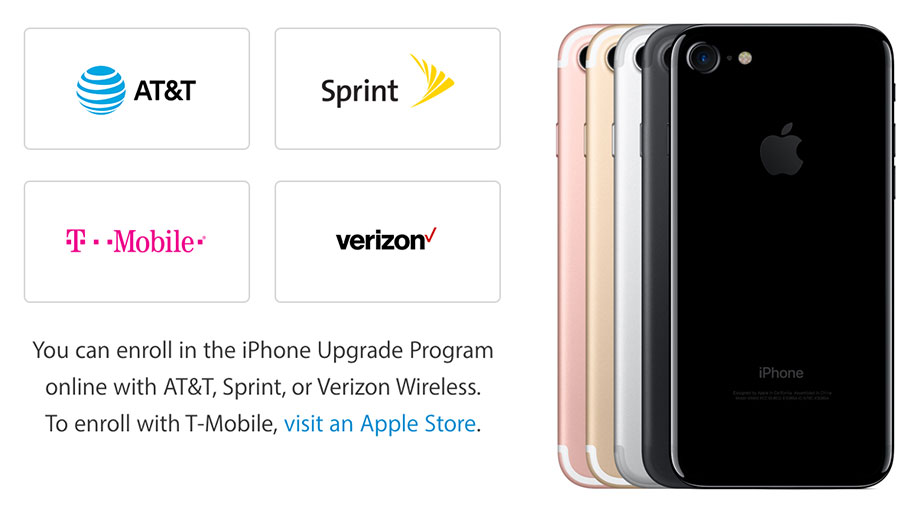 T-Mobile y iPhone 7