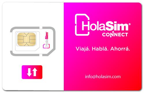 Holasim Connnect