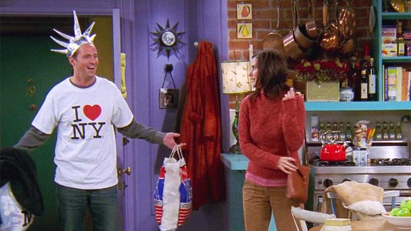 Friends New York Chandler