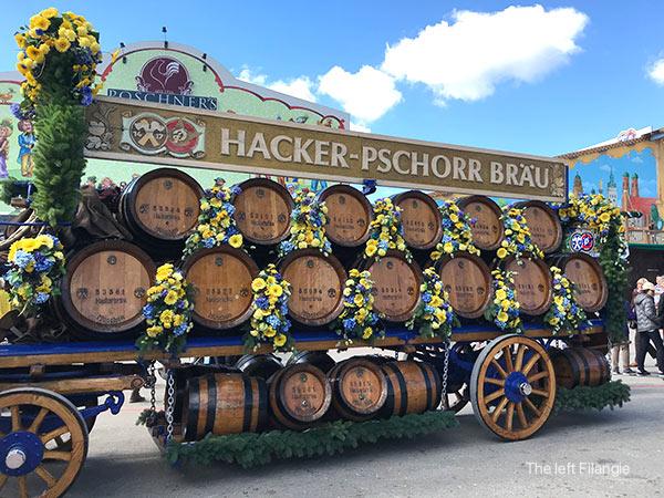 Mr FIlangie Munich Barriles cerveza