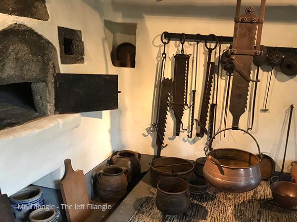 Cocina Casa Rodendorf Castillo Eltz