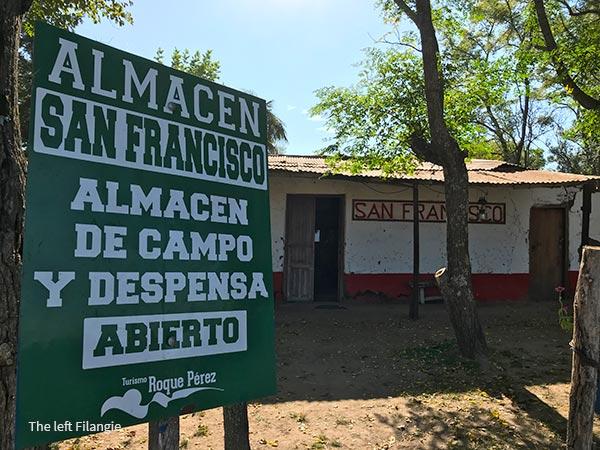 Almacenes de campo San Francisco La Paz Mr Filangie