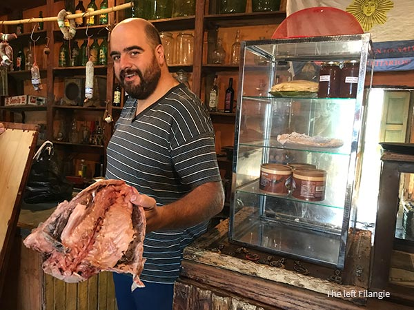 Martin Panzianello Almacen San Francisco La Paz Chica Mr Filangie