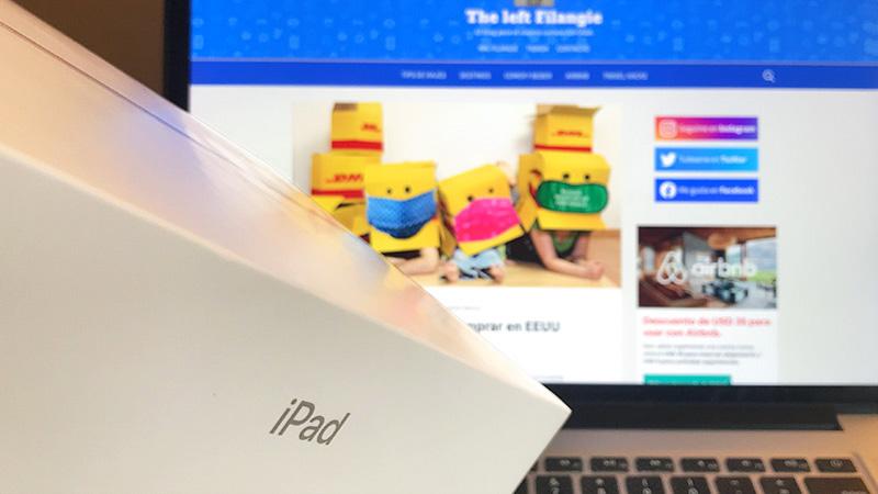 cuanto cuesta traer un iPad desde EEUU - Mr Filangie