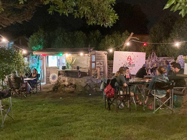 Pizzería La Audaz en Chapadmalal