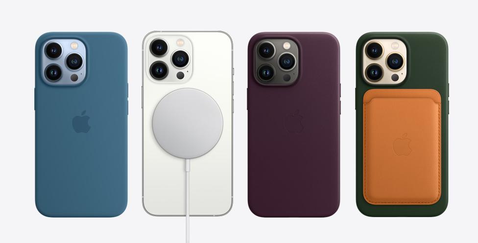 Fundas y accesorios MagSafe para iPhone 13 Pro